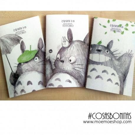 Cuaderno Totoro