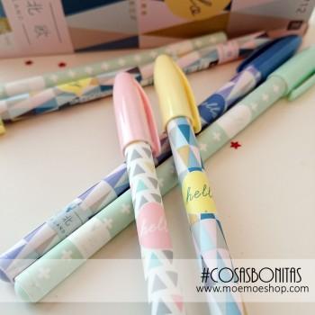 Bolígrafos Nordic Style
