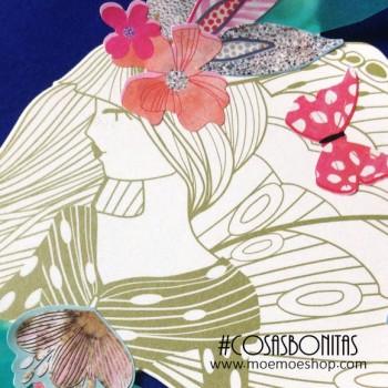 Kit creativo Haute Couture - Hadas