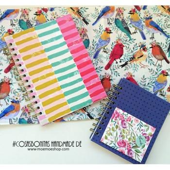 Colección Pájaros Mia Charro Fabrics