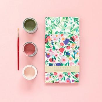 """Set cuadernos """"Garden"""""""